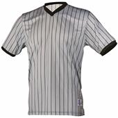 Cliff Keen Gray MXS Ultra Mesh Officials Shirt