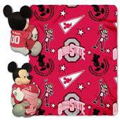 Northwest NCAA Ohio State Buckeyes Hugger Throws
