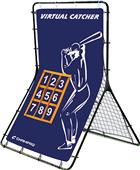 Champro Virtual Catcher/Rebounder Screen NM25