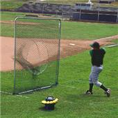 JUGS Travel Ball Quick Snap 7' Sock Net Screen