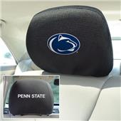 Fan Mats Penn State University Head Rest Covers