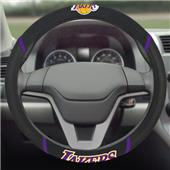 Fan Mats NBA LA Lakers Steering Wheel Covers