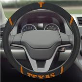 Fan Mats University of Texas Steering Wheel Covers