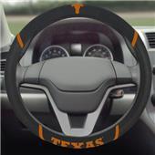 Fan Mats University of Texas Steering Wheel Covers
