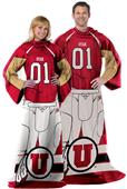 Northwest NCAA Utah Utes Comfy Throws
