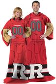 Northwest NCAA Rutgers University Comfy Throws