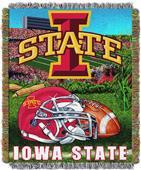 Northwest NCAA Iowa State HFA Tapestry Throws