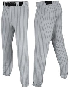GREY/BLACK PINSTRIPE