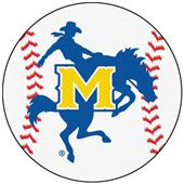 Fan Mats McNeese State University Baseball Mat