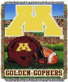 Northwest NCAA Minnesota HFA Tapestry Throws