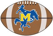 Fan Mats McNeese State University Football Mat