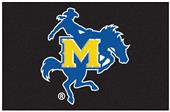 Fan Mats McNeese State University Starter Mat
