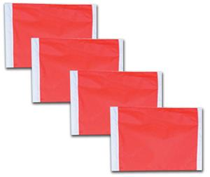RED REPLACEMENT FLAGS