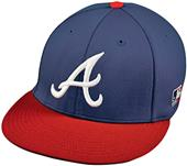 OC Sports MLB Atlanta Braves Replica Cap