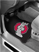 Northwest NCAA Ohio State Buckeyes Car Mats