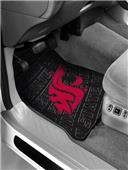 Northwest NCAA Washington Cougars Car Mats