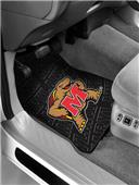 Northwest NCAA Maryland Terrapins Car Mats