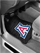 Northwest NCAA Arizona Wildcats Car Mats
