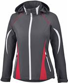North End Sport Impact Ladies Active Lite Jacket