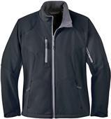 North End Ladies Compass Color Block Jacket
