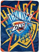 Northwest NBA OC Thunder Raschel Throws