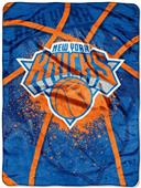 Northwest NBA New York Knicks Raschel Throws