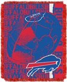 Northwest NFL Buffalo Bills Jacquard Throws