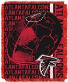 Northwest NFL Atlanta Falcons Jacquard Throws