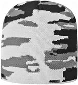 Richardson Urban Camo Knit Beanies