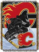 Northwest NHL Calgary Flames Tapestry Throws