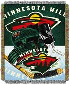 Northwest NHL Minnesota Wild Tapestry Throws