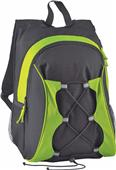 North End Recycled Polyester Backpack