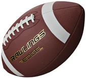Rawlings EDGE Composite Leather Football NFHS/NCAA