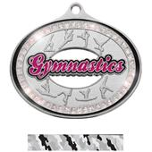 Hasty Awards Dazzler Gymnastics Medal M-740GF