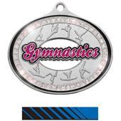 Hasty Awards Dazzler Gymnastics Medal M-740GF