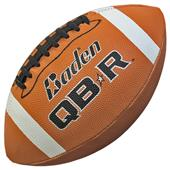 Baden QBR Stitched Rubber Game NFHS Footballs