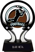 "Hasty Awards 6"" Glow in the Dark Football Trophy"