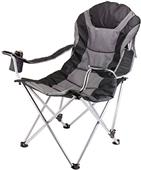 Picnic Time Reclining Camp Folding Chair