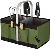Picnic Time Collapsible Garden Caddy
