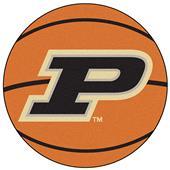 Fan Mats Purdue University Basketball Mat
