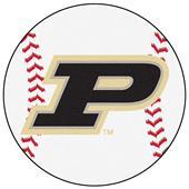 Fan Mats Purdue University Baseball Mat