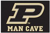 Fan Mats Purdue University Man Cave Starter Mat