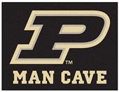 Fan Mats Purdue University Man Cave All-Star Mat