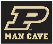 Fan Mats Purdue University Man Cave Tailgater Mat
