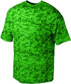 Baw Youth Xtreme-Tek Digital Camo T-Shirt