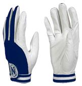 Adams DH Non-Tackified Batting Gloves-Closeout