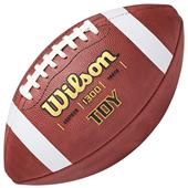 Wilson Traditional Leather TDY Youth Game Football