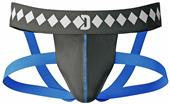 Diamond MMA Quad Strap Jock Strap (No Cup)