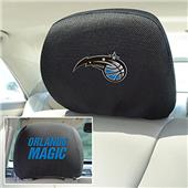 Fan Mats NBA Orlando Magic Head Rest Covers