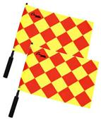 Champion Diamond Soccer Linesman Flags